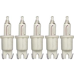 Lichterwelt Ersatzlampen Pisellokerze - 7V/1,14W