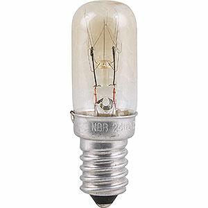 Schwibbögen Schwibbogen Zubehör Radioröhrenlampe - Sockel E14 - 230V/7W
