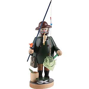 Räuchermänner Hobbies Räuchermännchen Angler - 29cm