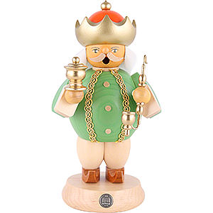 Räuchermänner Sonstige Figuren Räuchermännchen Caspar - 18 cm