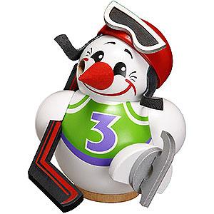 R�ucherm�nner Hobbies R�ucherm�nnchen Cool-Man Eishockeyspieler - 12 cm