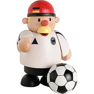 Räuchermänner Berufe Räuchermännchen Deutscher Fußball Nationalspieler - 10cm