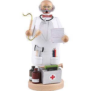 R�ucherm�nner Berufe R�ucherm�nnchen Doktor - 22cm
