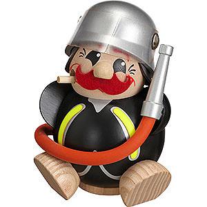 Räuchermänner Berufe Räuchermännchen Feuerwehrmann - 12 cm