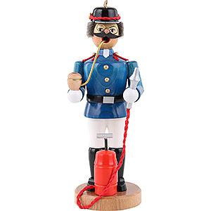 Räuchermänner Berufe Räuchermännchen Feuerwehrmann - 21cm