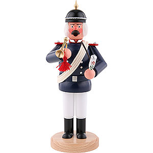 Räuchermänner Berufe Räuchermännchen Feuerwehrmann - 22 cm