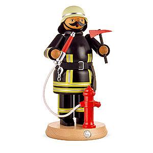 R�ucherm�nner Berufe R�ucherm�nnchen Feuerwehrmann - 24cm