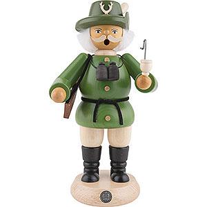 Räuchermänner Berufe Räuchermännchen Förster - grün - 23 cm
