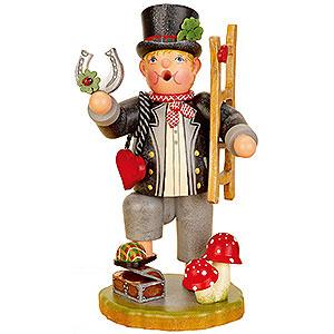 R�ucherm�nner Sonstige Figuren R�ucherm�nnchen Gl�cksbringer - 21 cm