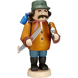 Räuchermänner Berufe Räuchermännchen Holzmacher - 30cm