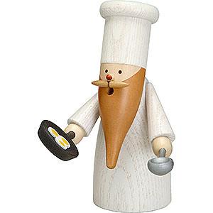 Räuchermänner Berufe Räuchermännchen Kochwichtel - 16cm