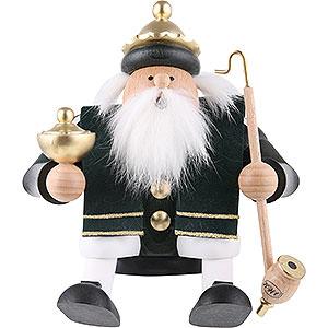 Räuchermänner Sonstige Figuren Räuchermännchen König Balthasar - 17 cm