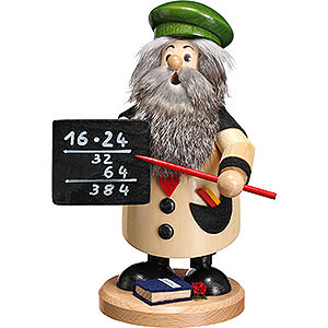 Räuchermänner Berufe Räuchermännchen Lehrer - 21 cm