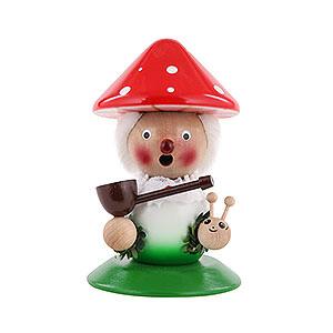 Räuchermänner Sonstige Figuren Räuchermännchen Lucky Mushroom - 25cm
