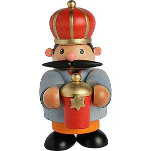 Räuchermänner Sonstige Figuren Räuchermännchen Melchior - 10cm