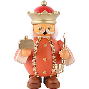 Räuchermänner Sonstige Figuren Räuchermännchen Melchior - 14 cm