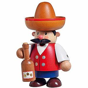 R�ucherm�nner Sonstige Figuren R�ucherm�nnchen Mexikaner - 10cm