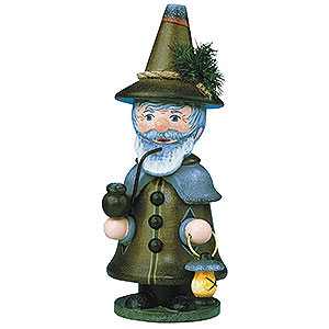 Räuchermänner Sonstige Figuren Räuchermännchen Miniatur Wichtel Großvater - 14cm