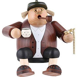 Räuchermänner Sonstige Figuren Räuchermännchen Opa - 15 cm