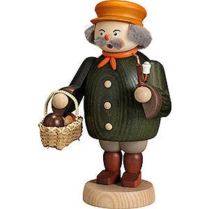 R�ucherm�nner Hobbies R�ucherm�nnchen Pilzsammler - 19cm