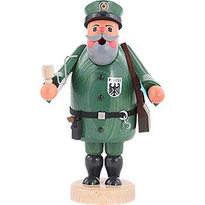 Räuchermänner Berufe Räuchermännchen Polizist - 19cm