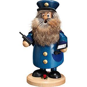 Räuchermänner Berufe Räuchermännchen Polizist - 21cm