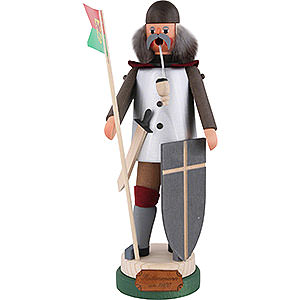 Räuchermänner Sonstige Figuren Räuchermännchen Ritter um das Jahr 1400 - 25cm