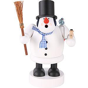 R�ucherm�nner Schneem�nner R�ucherm�nnchen Schneemann - 20 cm