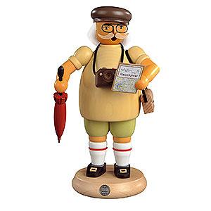 Räuchermänner Hobbies Räuchermännchen Tourist - 25cm