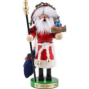 Räuchermänner Weihnachtsmänner Räuchermännchen Vater Weihnachtsmann - 25cm