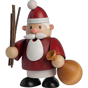Räuchermänner Weihnachtsmänner Räuchermännchen Weihnachtsmann - 10cm