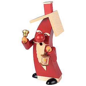 Räuchermänner Sonstige Figuren Räuchermännchen Weihnachtsmann - 25cm