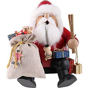 Räuchermänner Weihnachtsmänner Räuchermännchen Weihnachtsmann - 26cm