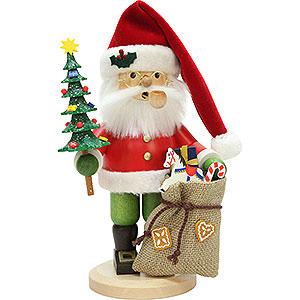 Räuchermänner Weihnachtsmänner Räuchermännchen Weihnachtsmann  - 27cm