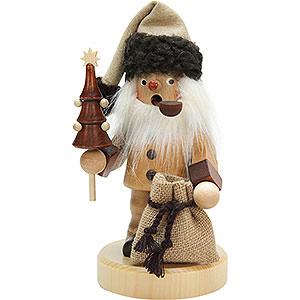 Räuchermänner Weihnachtsmänner Räuchermännchen Weihnachtsmann natur - 20,0cm