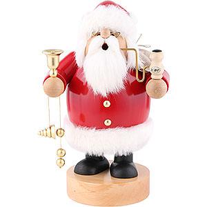 Räuchermänner Weihnachtsmänner Räuchermännchen Weihnachtsmann stehend - 31cm