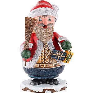 Räuchermänner Weihnachtsmänner Räuchermännchen Wichtel Weihnachtsmann Nico - 14cm
