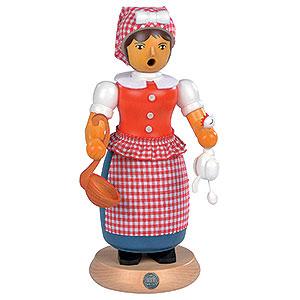 Räuchermänner Bekannte Personen Räuchermännchen Witwe Bolte - 24cm