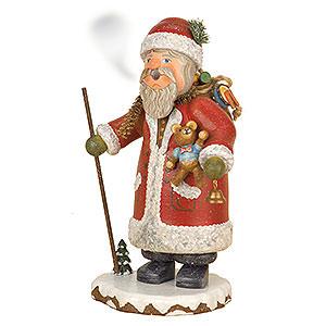 Räuchermänner Weihnachtsmänner Räuchermänner Winterkind Weihnachtsmann - 20 cm
