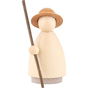 Kleine Figuren & Miniaturen Krippen Schäfer - modern lasiert - 8.5 cm
