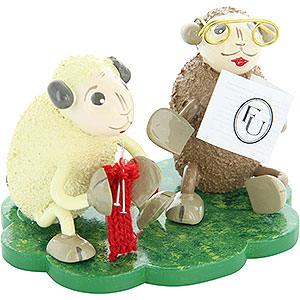 Kleine Figuren & Miniaturen Tiere Schafe Schafe