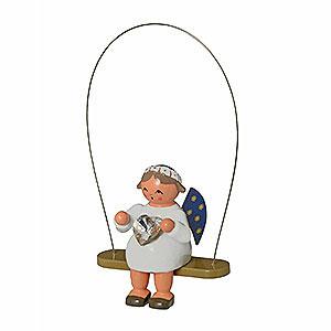 Weihnachtsengel Engel Baumbehang Sonstige Engel Schaukelengel mit Herz - 8cm