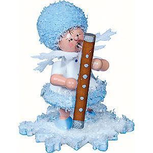 Kleine Figuren & Miniaturen Kuhnert Schneeflöckchen Schneeflöckchen mit Fagott - 5cm