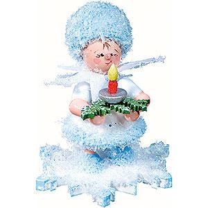 Kleine Figuren & Miniaturen Kuhnert Schneefl�ckchen Schneefl�ckchen mit Licht - 5cm