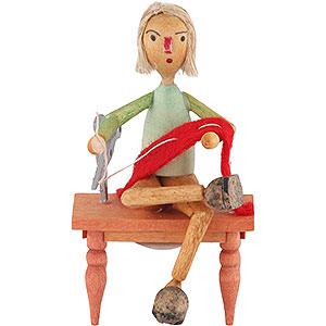 Small Figures & Ornaments Fairytale Figurines Wilhelm Busch (KWO) Schneiderlein - 5cm / 2 inch