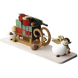 Weihnachtsengel Günter Reichel Schutzengel Schutzengel Erfüllte Wünsche - 5,5cm