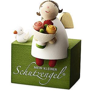 Weihnachtsengel Günter Reichel Schutzengel Schutzengel Gratulant - 3,5 cm