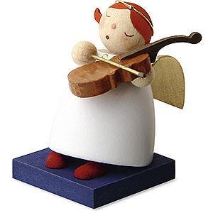 Weihnachtsengel G�nter Reichel Schutzengel Schutzengel mit Geige - 3,5cm