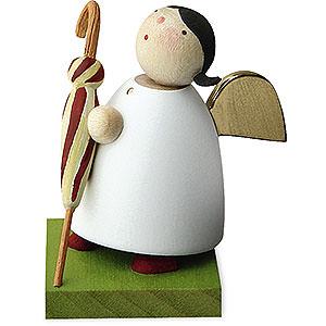 Weihnachtsengel Günter Reichel Schutzengel Schutzengel mit Schirm - 3,5 cm