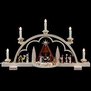 Schwibbögen Alle Schwibbögen Schwibbogen Christi Geburt - 57 cm